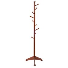Lily Tree 9 Pegs Coat Rack