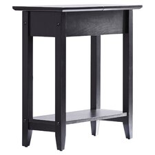 Williams Flip Top End Table