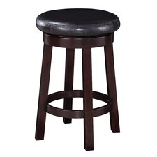 "Antley 24"" Bar Stool with Cushion"
