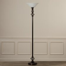 "Ainsworth Bronze 70.5"" Torchiere Floor Lamp"