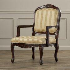 Baker Arm Chair in Dark Brown