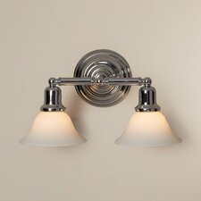 Aldebourne 2 Light Vanity Light
