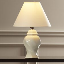 "McCallis 15"" H Table Lamp with Empire Shade"