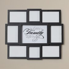 Eggerley Collage Hanging Picture Frame