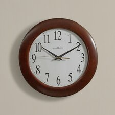 """Home or Office Corporate 12.75"""" Wall Clock"""