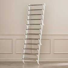 Maloney 36 Pair Over-the-Door Shoe Rack