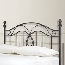 Crocker Bedroom Metal Headboard