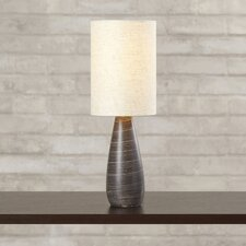 "17"" H Table Lamp with Drum Shade"