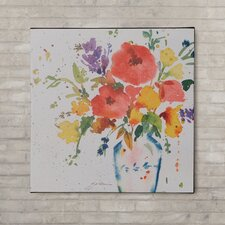 Tomohon Painting Print on Wrapped Canvas