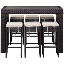 Sanders 7 Piece Dining Set