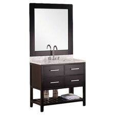 Kristoph Vanity Set with Mirror