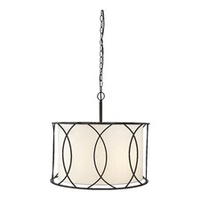 Clara 3 Light Pendant