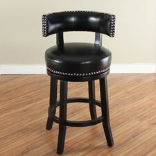 "Mossoro 26"" Swivel Bar Stool with Cushion"