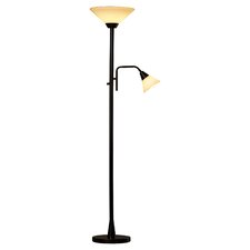 "Agness 72"" Torchiere Floor Lamp"