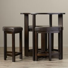 Altha 5 Piece Dining Table Set