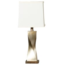 """Brendan 31"""" H Table Lamp with Square Shade"""