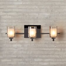 King 3 Light Bath Vanity Light