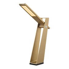 "Flat Fold LED 11"" H Table Lamp"