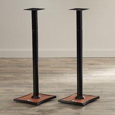 Wytheville Adjustable Bookshelf Speaker Stand (Set of 2)