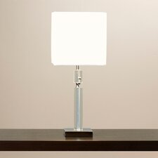 """Beckham 19"""" H Table Lamp with Square Shade"""