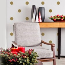 Gold Dot Wall Decal