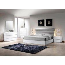 Florence Platform Customizable Bedroom Set
