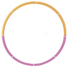 Cardio Core 'n More Customizable Hoop with DVD
