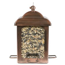 Lantern Decorative Bird Feeder