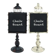 Alsace Chalkboard (Set of 2)