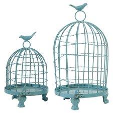 2 Piece Orla Birdcage Set