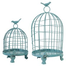 2-Piece Orla Birdcage Set
