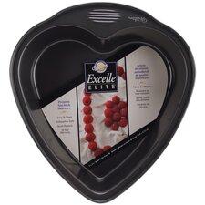 Excelle Elite Non-Stick Heart Pan