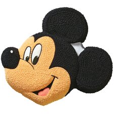 Mickey Mouse Novelty Cake Pan