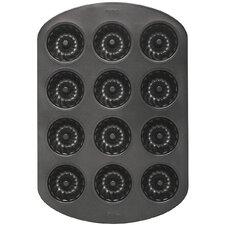 Classic Non-Stick 12 Cavity Mini Muffin Pan