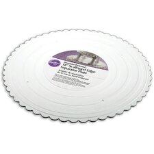 Scalloped Separator Plate