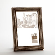 Small Bead Champain Picture Frame