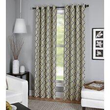 Creston Window Curtain Panel