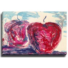 Apples by Patch Wihnyk Painting Print on Canvas