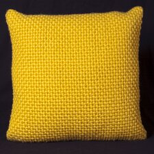 Felt Wool Throw Pillow