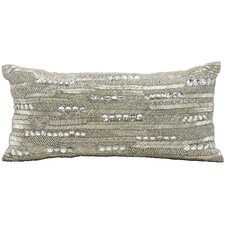 Luminescence Brilliant Beading Lumbar Pillow