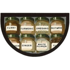 """Décor """"Spices"""" Area Rug"""