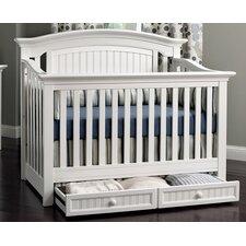 Winchester Lifetime 4-in-1 Convertible Crib