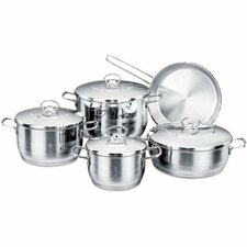 Korkmaz 9 Piece Cookware Set