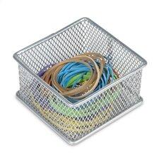 Office Desktop and Shelf Organizer Bin/ Basket