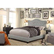 Adella Upholstered Platform Bed