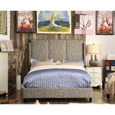 Fresco Queen Upholstered Panel Bed
