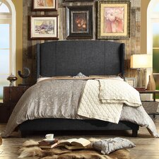 Chavelle Queen Upholstered Panel Bed