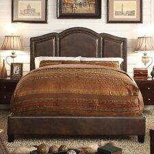 Belita Queen Upholstered Panel Bed