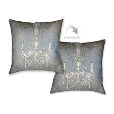 Luxurious Lights II Throw Pillow