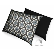 Ikat Dog Bed with Waterproof Bottom